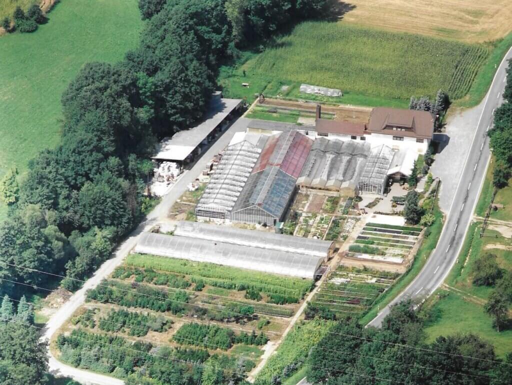 1990 Gärtnerei Leeder