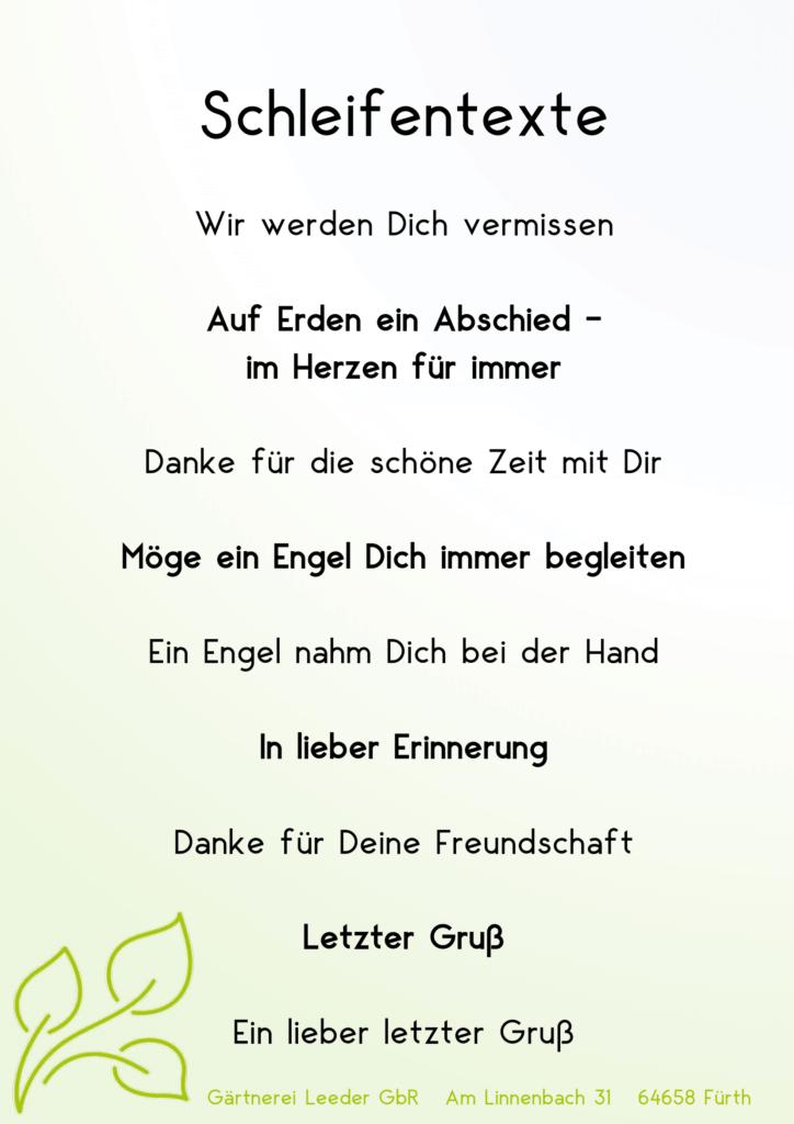 Schleifentexte 2-1